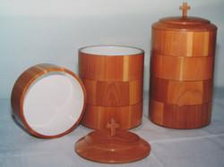 Vases pour distribuer la communion