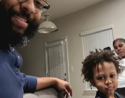 Parenting a Toddler at 40