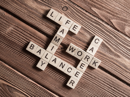 The Balancing Act: Juggling My Writing and My Home Life
