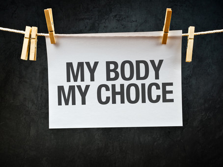 Our Bodies, Our Decision, Not Yours!!