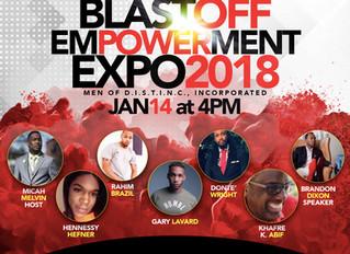 Blast-Off Empowerment Expo