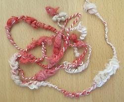 Hand-Spun Alpaca Novelty Yarn