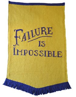 Failure Is Impossible Afghan