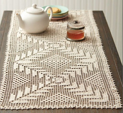 Square and Border Pattern