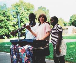 Chorus 2 Neighborhood Family event