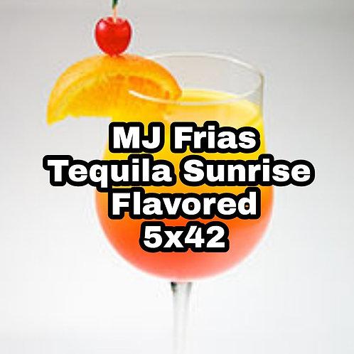 MJ Frias Tequila Sunrise (5×42)