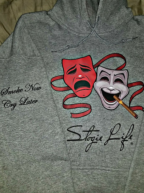Smoke Now, Cry Later Hoodie