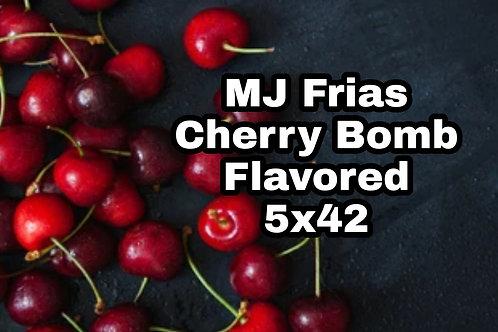 MJ Frias Cherry Bomb (5×42)