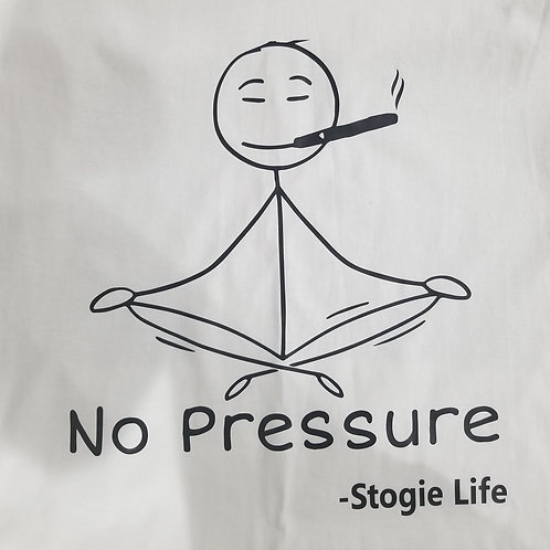 Stickman/No Pressure Tee