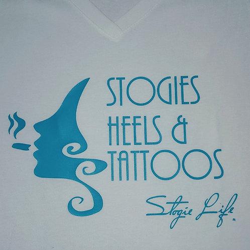 Stogies Heels & Tattoos