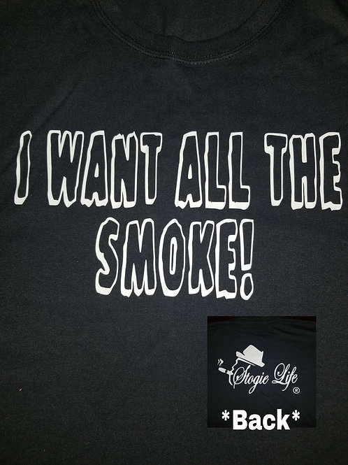All The Smoke Long Sleeve Tee