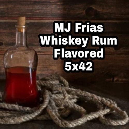 MJ Frias Whiskey Rum (5×42)