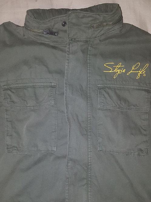 Stogie Army Jacket