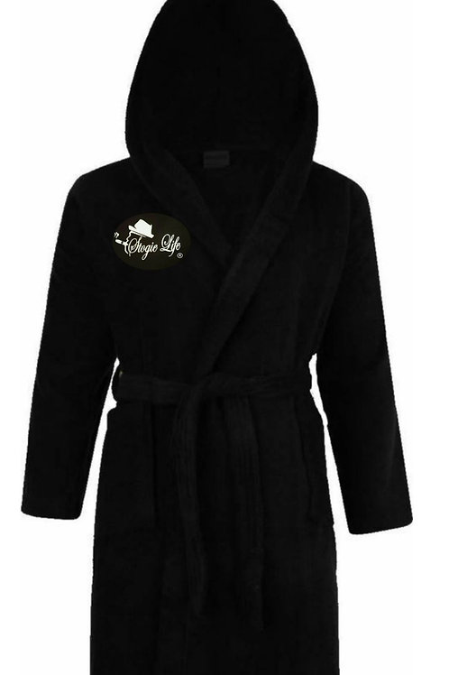 Signature Hooded Robe