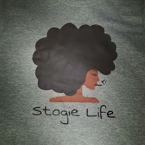 Stogie Afro Diva