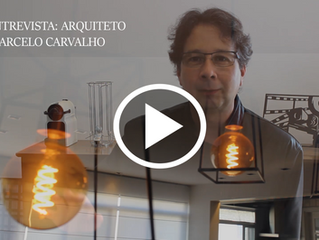HS ENTREVISTA: ARQUITETO MARCELO CARVALHO