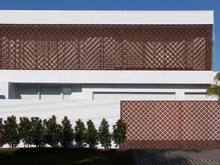 Arquitetura Moderna em Metal Arte