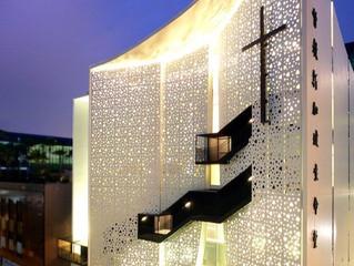 Igreja em Metal Design - Singapura