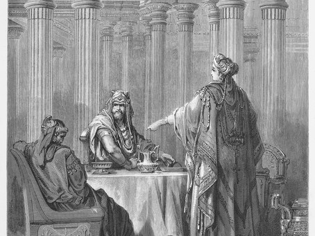Where is God in the Book of Esther?