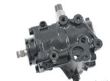 Mercedes W123 steering gear box