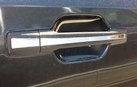 Mercedes W126 door handle rear right