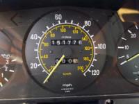 Mercedes W123 speedometer