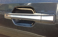 Mercedes W126 door handle rear left