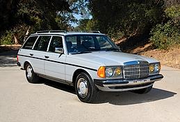 Mercedes W123 wagon