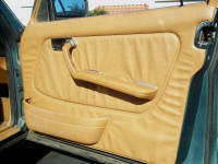 W123 300D intrerior door panel