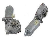 Mercedes W126 window motor front left