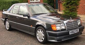 Mercedes W126 300SE.