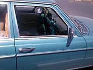 Mercedes W123 300D front right door