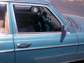 W123 Door Front Right