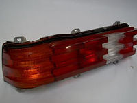 Mercedes W123 tail light left