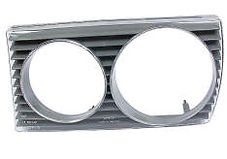 Mercedes W123 Headlight cover/door FL