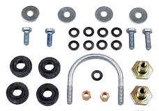 Mercedes W123 exhaust installation kit