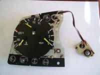 Mercedes W123 fuel gauge