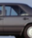 Mercedes W126 Door Rear Left