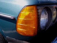 Mercedes W123 turn signal right