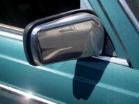 Mercedes W123 300D passenger side mirror