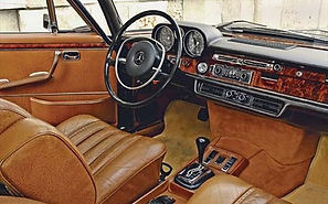 Mercedeswerks Interior Burl Walnut