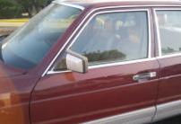 Mercedes W126 Door Front left
