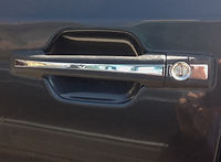 Mercedes W126 door handle front left
