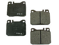 Mercedes W123 brake pads front