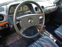 Mercedes Interior Parts | W123 | carpet kits | driver seat ...