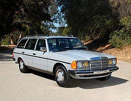 Mercedes W123TD