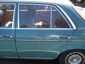W123  Door Rear Left