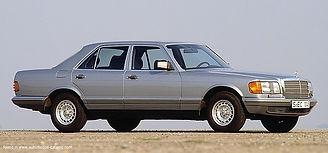 Mercedes W126 380SE