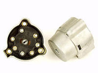 Mercedes W123 ignition switch 7-pin