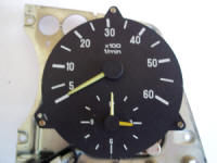 Mercedes W123 300D tachometer